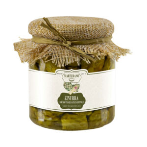 Carciofini Selvatici Sott'olio Zinurra - ml. 212
