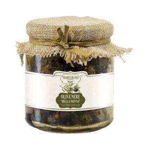 Olive Nere della nonna - ml. 3000