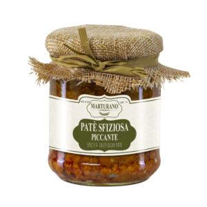 Patè Sfizioso Piccante - ml. 212