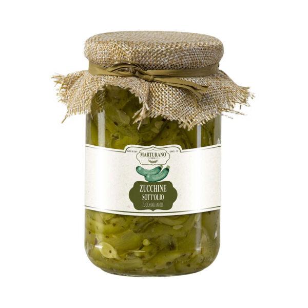 Zucchine Sott'olio ml. 3000